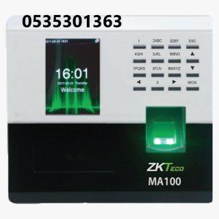 جهاز بصمه الحضور والانصراف جهاز بصمة ZK-Teco