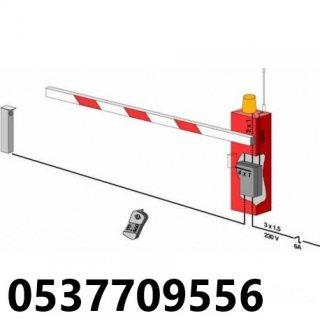 بوابات دخول السيارات 4 متر و6 متر بوابة مواقف