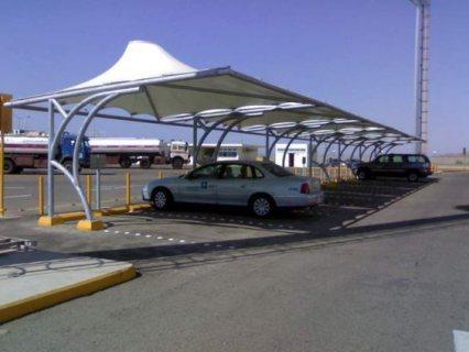 احدث اشكال وتصاميم مظلات الحدائق والسيارات والبرجولات بالرياض 0551113590