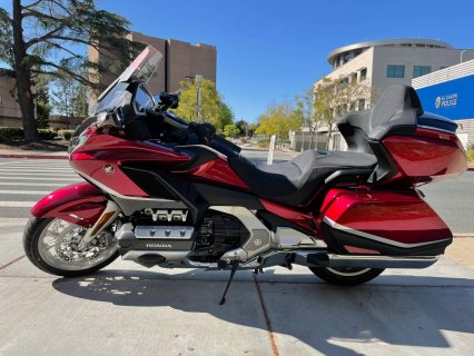 2021 Honda Gold Wing Tour Automatic