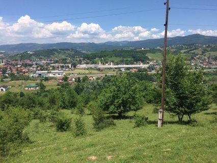 اراضي في البوسنه