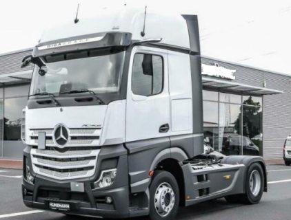 شاحنه مرسيدس اكتروس  1845mp4 للبيع باحسن سعر