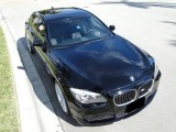 2011 BMW 750 REAR ENTERTAINMENT PACKAGE