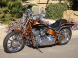 2008 Harley-Davidson FXSTSSE2 Screamin Eagle CVO