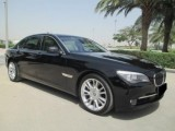 2012  BMW 750Li Limited Edition   14000km only