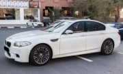 2012 BMW M5 Fully Loaded with Night Vision & Rear LCDs