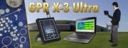 جهاز GPR X3 Ultra النظام التصويري لكشف الاثار في باطن الارض