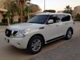 2011 Nissan Patrol LE 5.6L V8 Excellent Condition