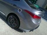 سيارة هونداي اللون فيراني , ومن الداخل جملي جلد , أتوماتك