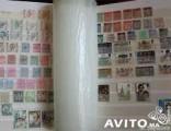 تبادل الطوابع البريدية