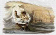 تصميم ورسم لوحات فنيه حسب الطلب شخصي او عام