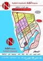 المرجان ابحر مخطط 457/3 رقم القطعة ٥٩ المساحة ٣٣٤٧م شارع ٣٢و٢٥ و