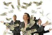 خدمة أموال حقيقية والمضمون. تطبيق