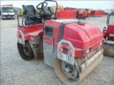 IT# 126-2007 DYNAPAC CC122 Double Drum Vibrating Roller