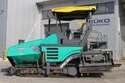 للبيع من المانيا فرادة اسفلت على جنزير Vogele Super 1800-2