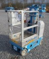 IT# 807-2003 GENIE GR12 Electric Vertical Boom Lift