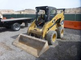 شيول كاتربلر صغير IT# 20-2009 Caterpillar 262C Skid Steer Loader
