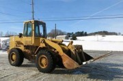 شيول كاتربلر IT# 82-1986 Caterpillar 916 Wheel Loader