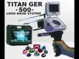 (نظام الاستشعار عن بعد) TITAN GER – 500 DIAMOND DETECTOR
