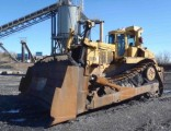 بلدوزر كاتربلر IT# 95K-1991 CATERPILLAR D10N Crawler Tractor