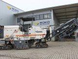 » للبيع Wirtgen W 2000 قشاطة اسفلت عرض مترين