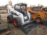 شيول بوبكات للبيع IT# 59-2012 BOBCAT S850 SKID STEER LOADER