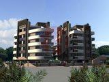 شقق سكنية في منطقة فاخرة في انطاليا بالقرب من الشاطئ