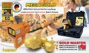 جهاز التنقيب عن الذهب ميجا جولد