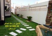 تنسيق وزراعة الحدائق-الرياض 0553268634