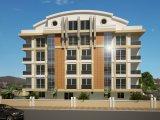 شقة عصرية و حديثة للبيع في مدينة انطاليا السياحية