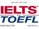 (بالسعودية) شهادة توفل او ايلتس للبيع 00962796031550 من الموقع