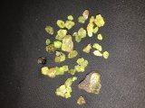 مجموعة من الاحجار الكريمة