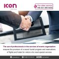 Icon Media Company for Events and Conferences Organization