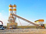 محطة خلط الخرسانة HZS50,الخرسانة 50 م3/ساعة,مصنع خلط الخرسانة للبيع