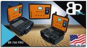 جهاز كشف المياة الجوفية والأبار بالسعودية BR 700 PRO