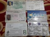 Real international passport,Driving License,Resident Permit, ID,Certificates